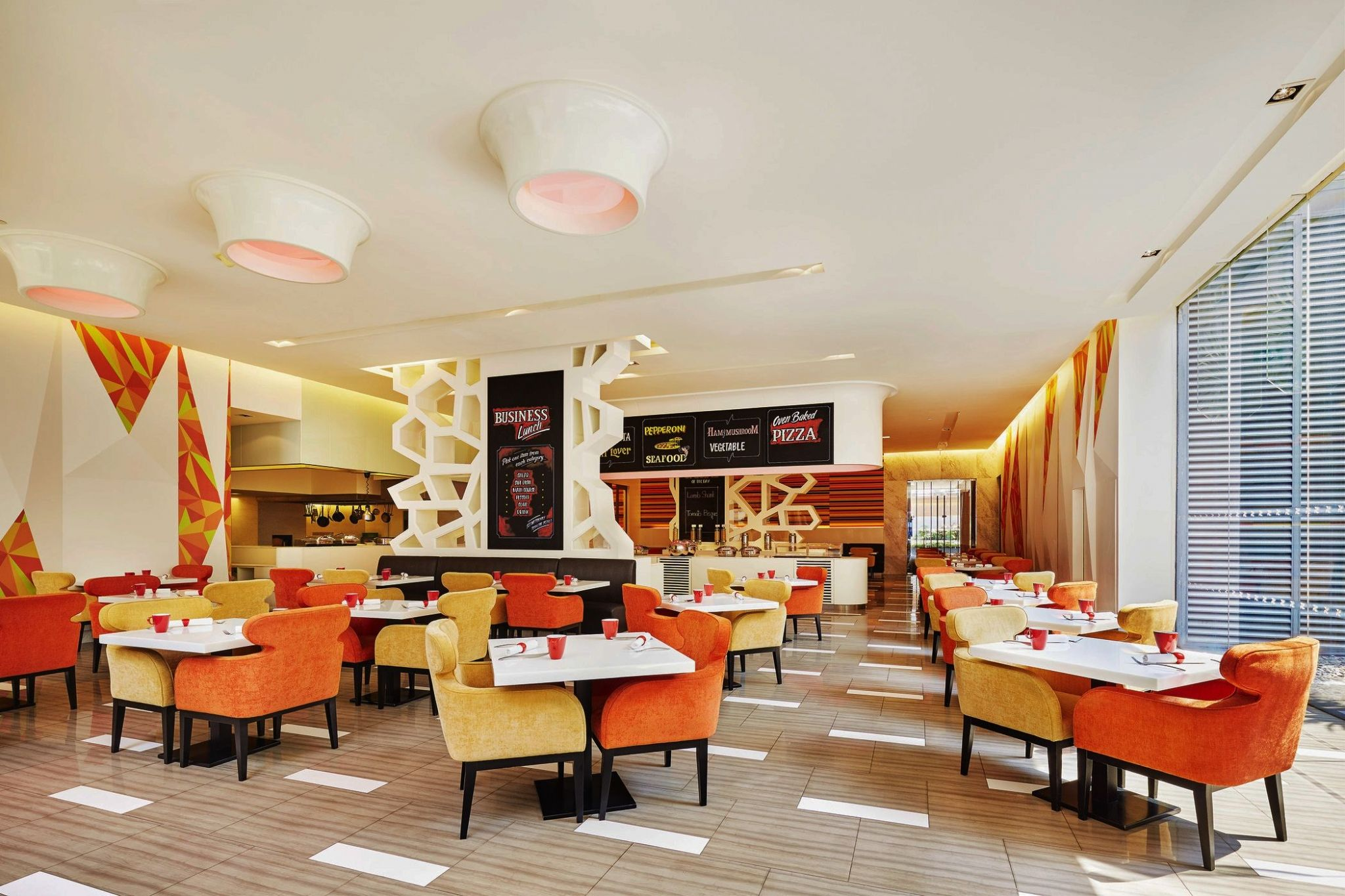 Four Points by Sheraton Bangkok, Sukhumvit 15 - The Eatery